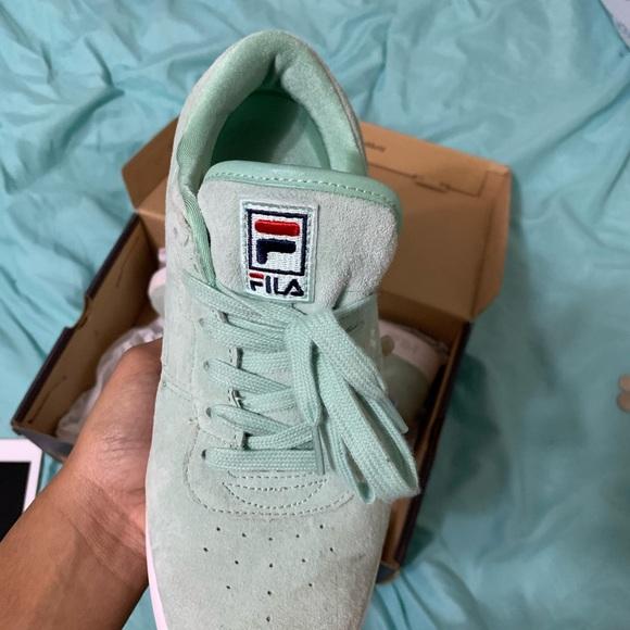 Fila Shoes | Mint Green S | Poshmark